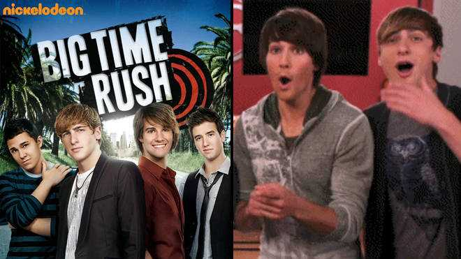 Big Time Rush Est Maintenant Disponible Sur Netflix