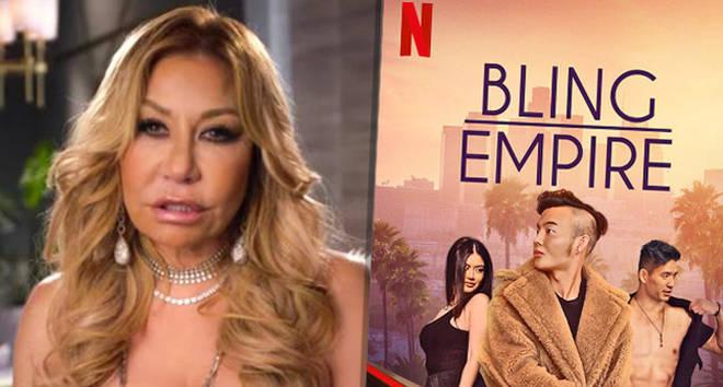 Bling Empire a été renouvelé pour une deuxième saison sur Netflix