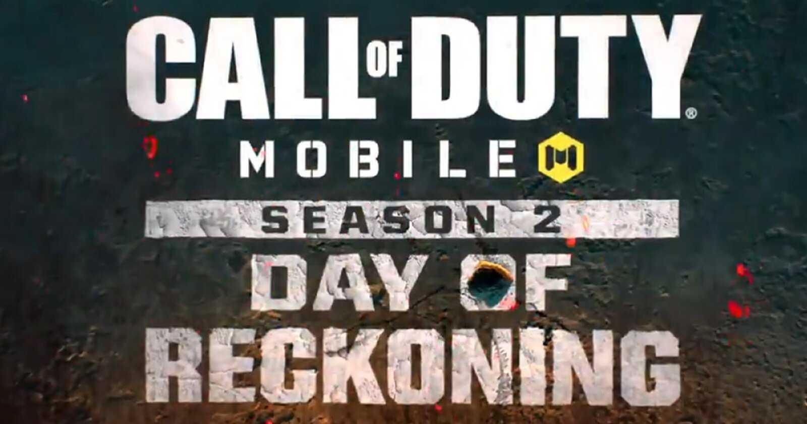 Call of Duty Mobile Saison 2