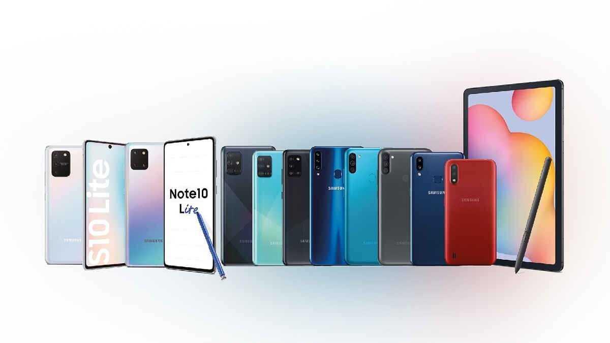 Avez-vous un appareil Samsung?  Vérifiez si le vôtre est sur la liste!