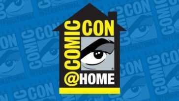 Comic Con 2021 Redevient Virtuel, Un événement En Personne Se Déroulant