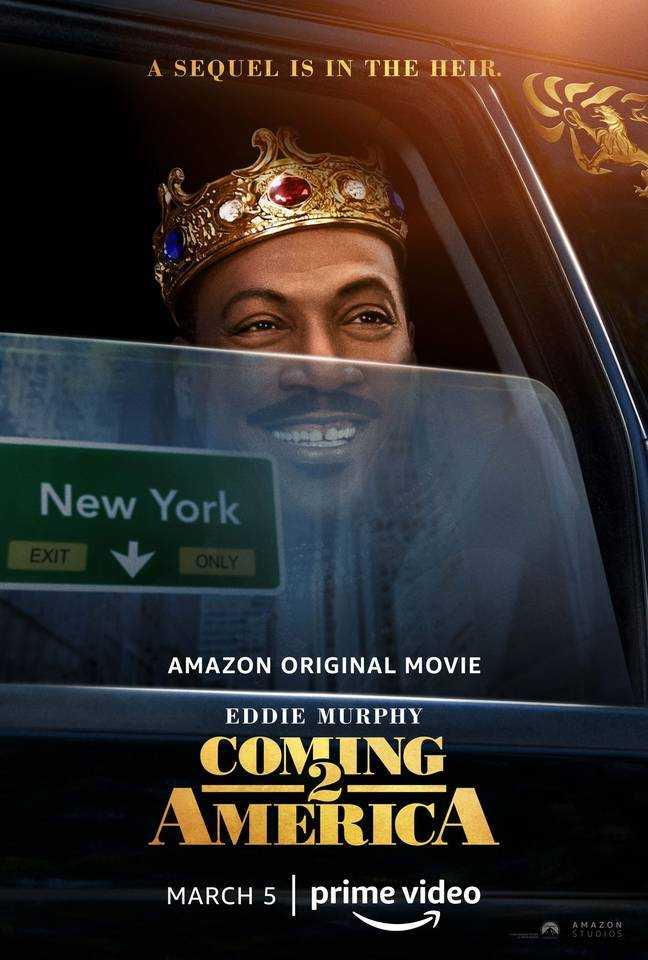 Akeem est de retour.  Crédit: Amazon Prime Video