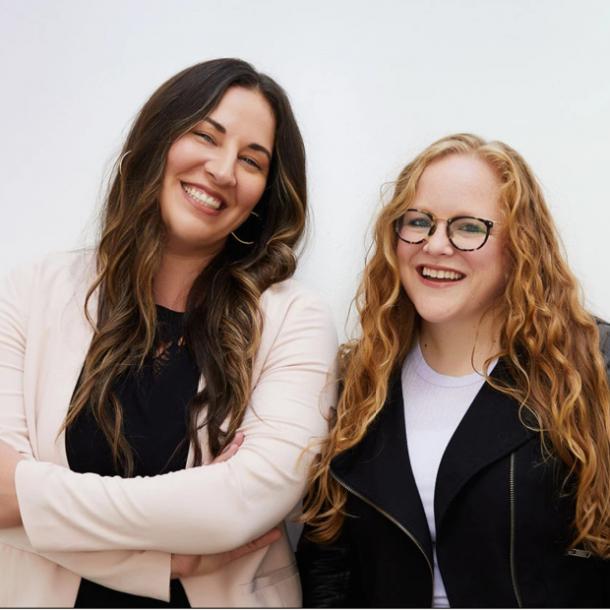 Quinn Fitzgerald et Sara de Zarragae
