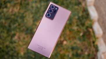 Galaxy Note20 Ultra, arrière