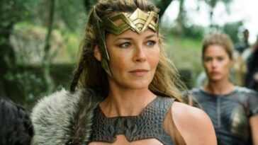 Connie Nielsen Révèle Le Pitch épique De Wonder Woman Qui
