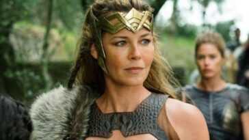 Connie Nielsen Révèle Le Pitch épique De Wonder Woman Qui