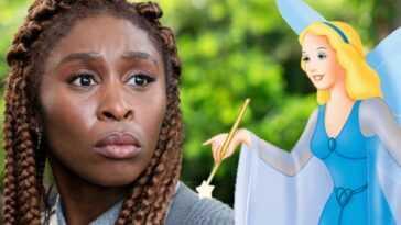 Cynthia Erivo Est La Fée Bleue Dans Le Remake En