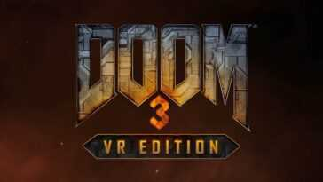 Doom 3 Vr: Edition Arrive Sur Playstation Vr