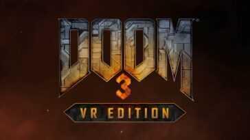 Doom 3 Vr: Edition Arrive Sur Playstation Vr