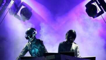 Daft Punk Allait Il Donner Un Concert Au Pérou? Un Producteur