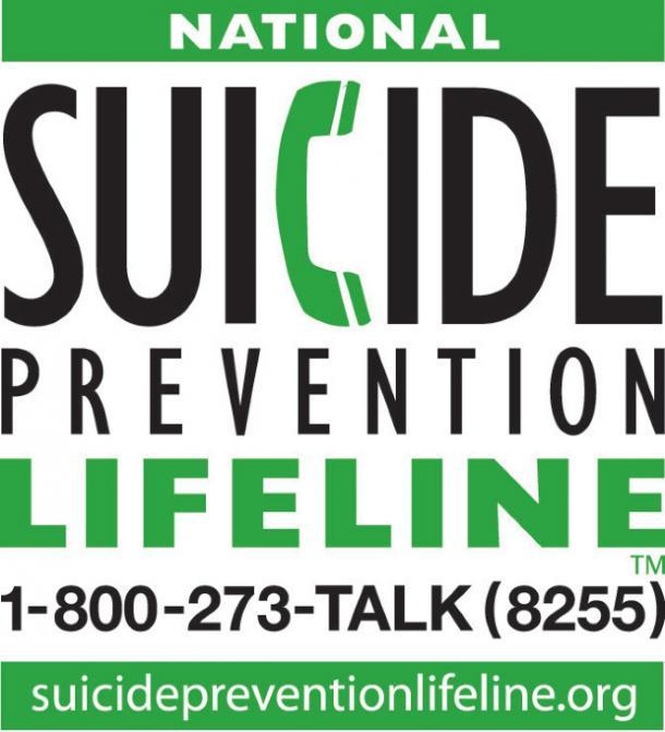 hotline de prévention du suicide