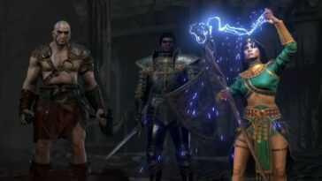 Diablo 2: Resurrected Obtient Une Optimisation Dualsense Sur Ps5