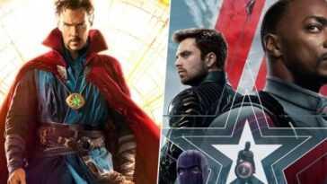 Doctor Strange est apparu dans la dernière bande-annonce de The Falcon and The Winter Soldier