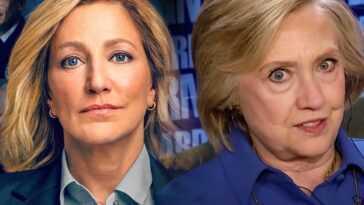 Edie Falco Est Hillary Clinton Dans Impeachment: American Crime Story