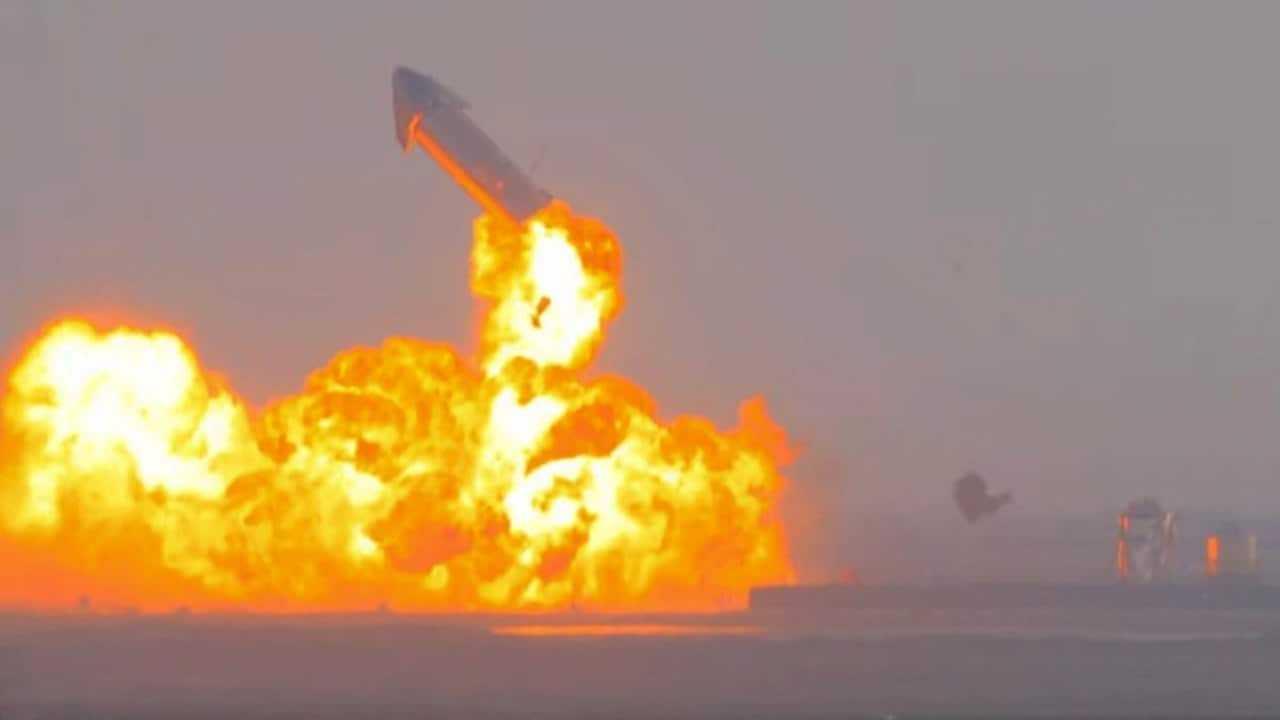 Elon Musk explique pourquoi le moteur SpaceXs Starship SN10 a explosé après un atterrissage en toute sécurité