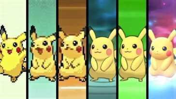 Enquête Pokémon: Quelle Est La Meilleure édition? Voter!