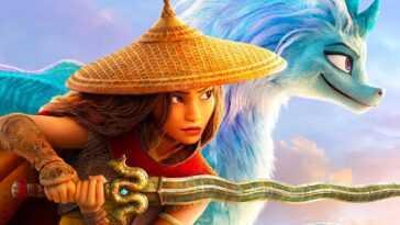 Examen De Raya Et Le Dernier Dragon: Une épopée Animée