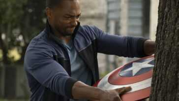 Falcon A Le Bouclier De Captain America, Mais Anthony Mackie
