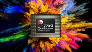 Les nouveaux Snapdragon 775 et 775G