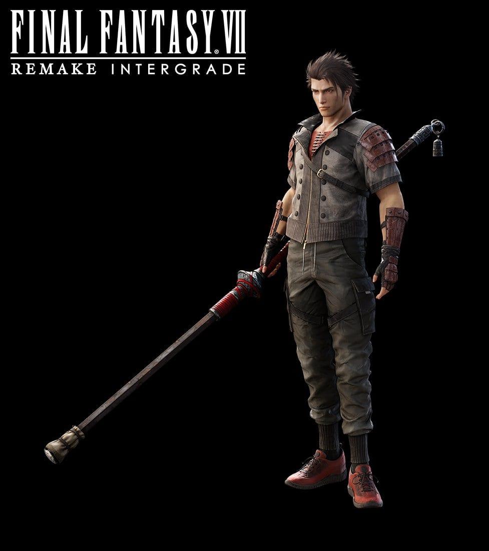 Final Fantasy 7 Remake Intergrade - Qui est Sonon Kusakabe