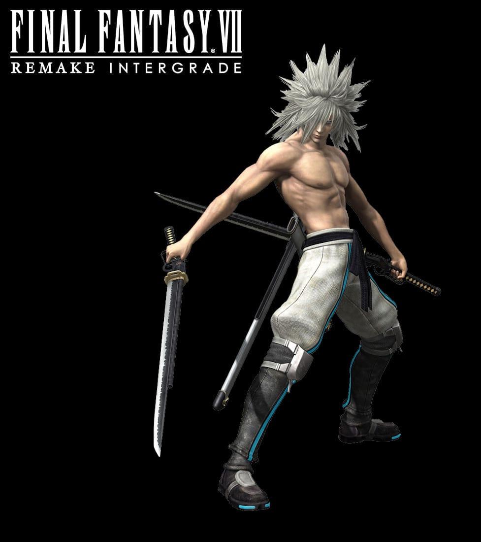 Final Fantasy 7 Remake Intergrade - Qui est blanc?