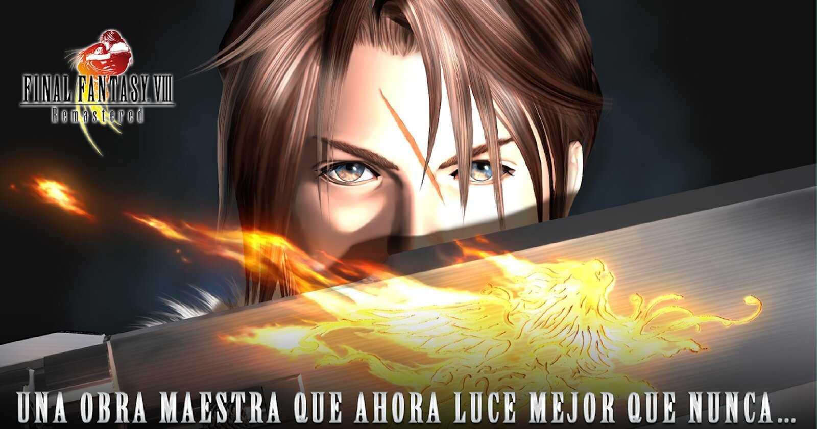 Final Fantasy VIII pour mobile