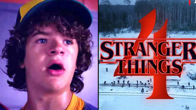 Stranger Things 4: Gaten Matarazzo dit qu'il y a