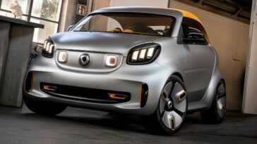 Geely Et Mercedes Présenteront Le Premier Suv électrique De Smart