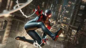 Graphiques des ventes au Royaume-Uni: Spider-Man: Miles Morales reste le héros de Sony dans le top 10