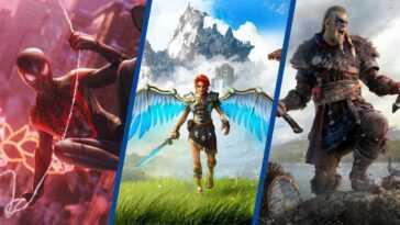 Guide: Meilleurs jeux PS5 Open World