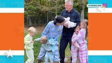 Hilaria et Alec Baldwin ont accueilli leur 6e enfant par mère porteuse