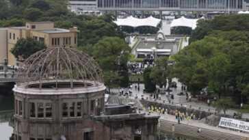 Hiroshima Rouvre Le Musée De La Bombe Atomique
