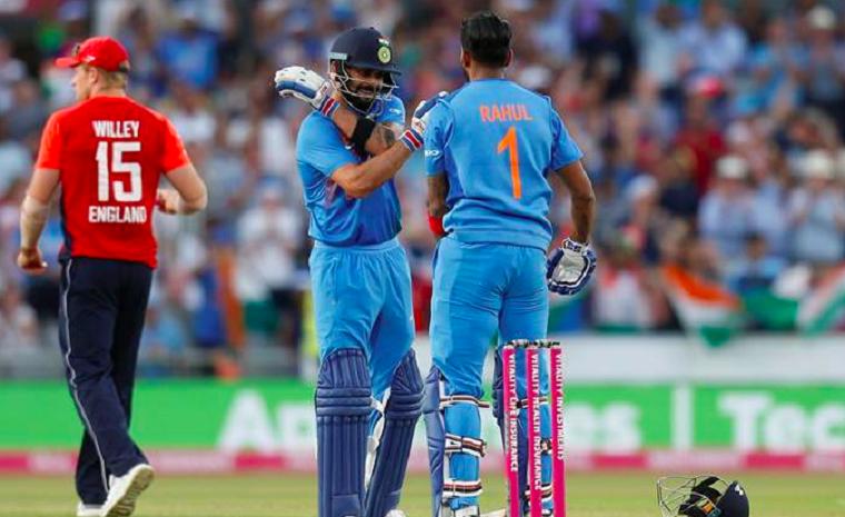 Inde vs Angleterre T20: