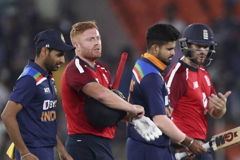Inde vs Angleterre