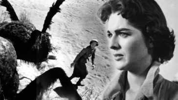 Joan Weldon Meurt, Star De La Créature Sci Fi Classic Them!