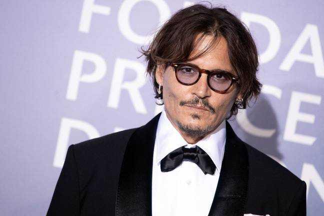 Johnny Depp en 2020. Crédit: PA