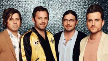 Kings Of Leon Publie Un Nouvel Album 'when You See