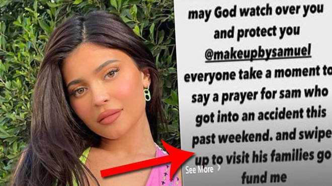 Kylie Jenner Est Appelée Pour Avoir Demandé Aux Fans De