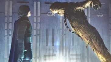 Kylo Ren A Torturé Chewbacca Dans La Scène Filmée The