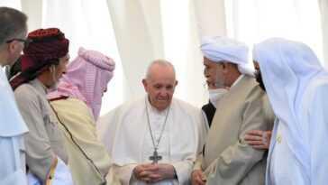 L'irak Accueille Le Pape Et Crée La Journée Nationale De