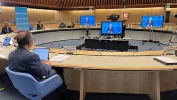 L'oms, L'ue Et 25 Pays Font Pression Pour Un Traité