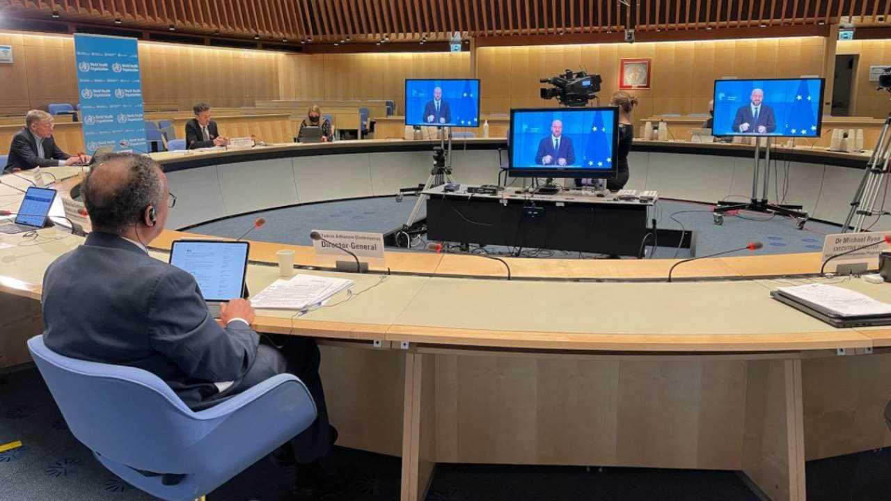 L'OMS, l'UE et 25 pays font pression pour un traité mondial sur la pandémie pour se préparer à l'avenir
