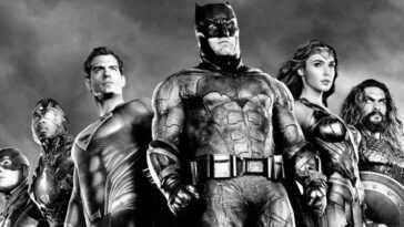 La Justice League De Zack Snyder Fuit Accidentellement Sur Hbo