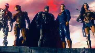 La Justice League De Zack Snyder Se Termine Avec Un