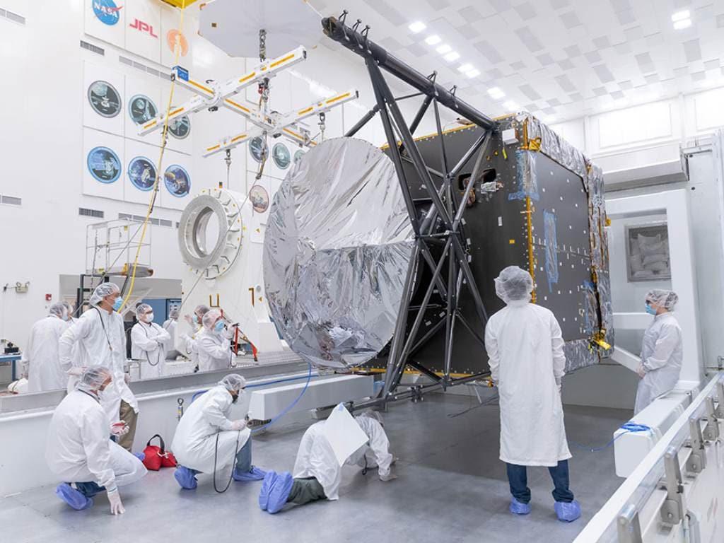 La NASA commence à assembler un vaisseau spatial à destination de l'astéroïde riche en métal Psyche