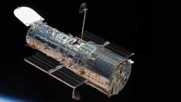 La Nasa Met à Nouveau Le Télescope Hubble En Mode