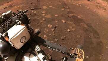 La persévérance se met au travail: fait sa première exploration de Mars à la recherche de vestiges de la vie martienne