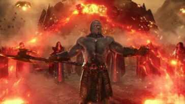 La Relation Complexe De Darkseid Et Steppenwolf Taquinée Dans La