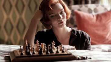 La Saison 2 De The Queen's Gambit Aura T Elle Lieu? Anya