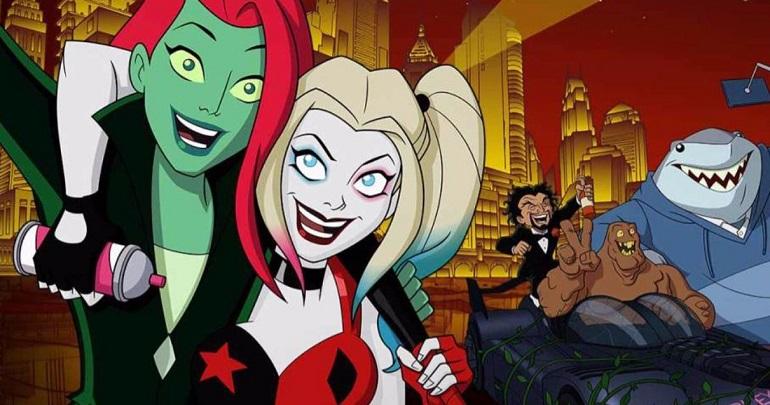 Harley Quinn Series Saison 3